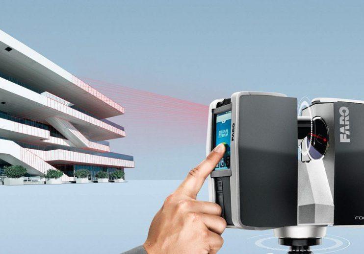Laser-scanning